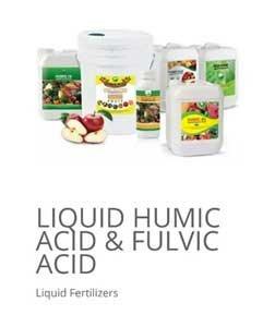 کود هیومیک اسید مایع