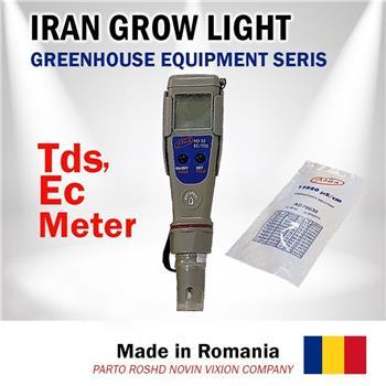 دستگاه tds و ec آب