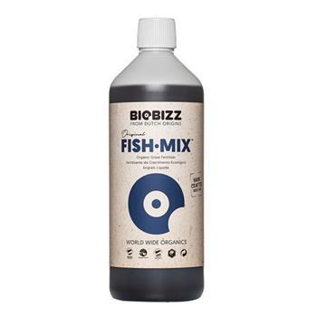 کود ارگانیک مایع بایوبیز FISH MIX